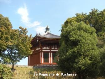興福寺北円堂(国宝)