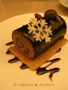 NEZU CAFE_chocolate cake
