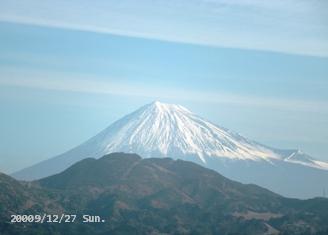 le27dec2009_Mt.FUJI