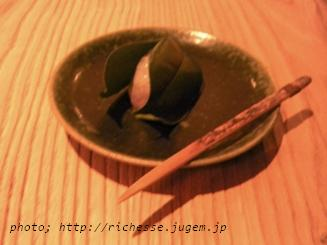 HIGASHIYA GINZA 師走の菓子(詫び助)