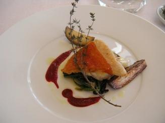 Pesce in padella con verdura nostarano