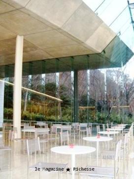 POLA MUSEUM HAKONE_CAFE