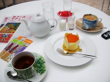 POLA MUSEUM HAKONE  CAFE03