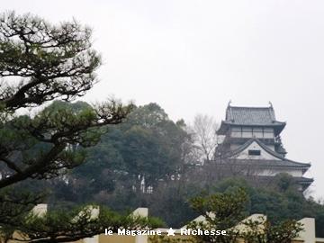 le13mars2010愛知県犬山(白帝)城
