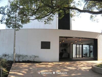 ベルナールビュフェ美術館(クレマチスの丘 ビュフェ・エリア)