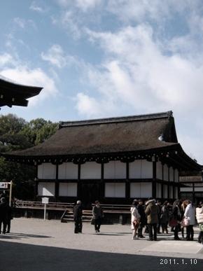 賀茂御祖神社(下鴨神社)_神服殿