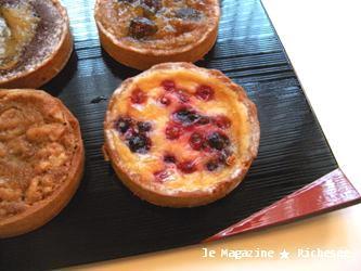 Le Petit Mec OIKE_Les tartes (黒メック・タルト)