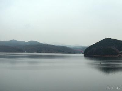 le19janvier2011 犬山入鹿池