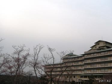 賢島_志摩観光ホテル旧館クラシック(ベイスイートより望む)
