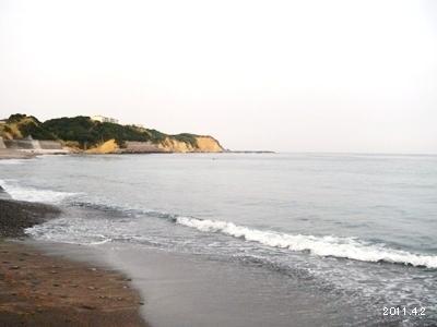 三重県志摩市阿児町甲賀あたりの海岸 02