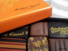Frederic Cassel/フレデリッック・カッセルのボンボンショコラ