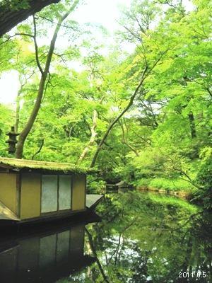 2011根津美術館庭園03