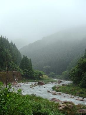 le22juillet2011_長野県根羽村_根羽川