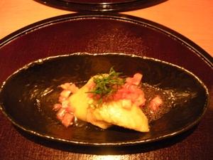 胡豆昆(ごずこん)夜のコース料理04