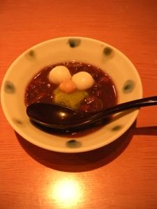 胡豆昆 デザート