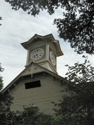 札幌時計台