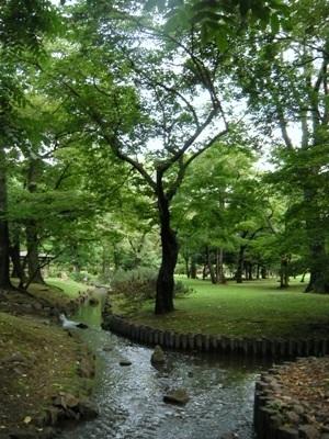 札幌_知事公館庭園