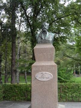 北海道大学札幌キャンパス_クラーク像