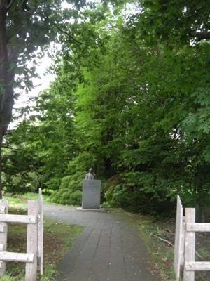 北海道大学札幌キャンパス_花木園