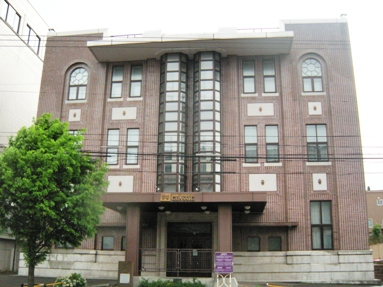 小樽グランドホテルクラシック_旧越中屋ホテル(小樽市色内1丁目8番25号:昭和6(1931)年建築)