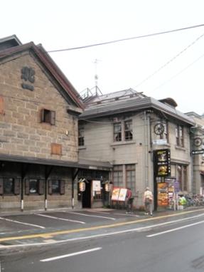 小樽堺町通_北一硝子