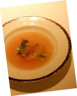 銀座アスター お茶の水賓館 海老料理