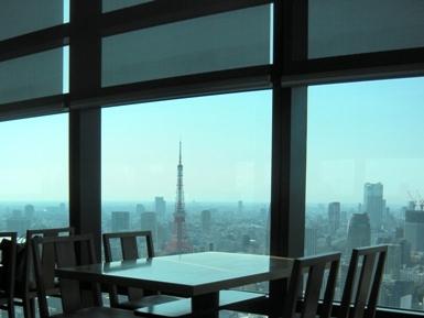 D4TOKYO すみれ家(汐留シティセンタービル41F) 東京タワー
