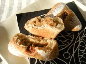天然酵母 雑穀と玄米クリームのパン by R.Yさん