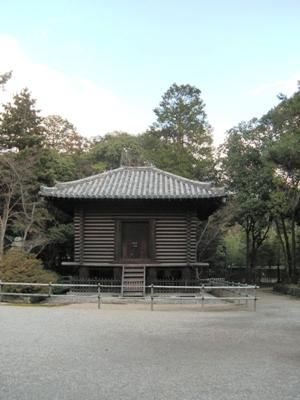 2012奈良_律宗総本山唐招提寺 経蔵
