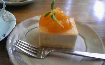 2012奈良 くるみの木一条店(カフェ)06ケーキ
