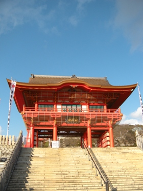le3février2012_犬山成田山名古屋別院大聖寺  明王門