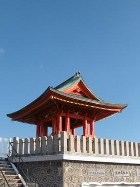 20120203_犬山成田山 鐘楼堂