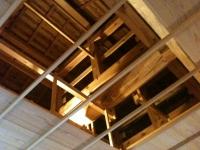 屋根の構図