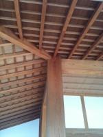 屋根とのつなぎ