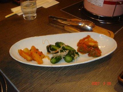 韓国漬物キムチ