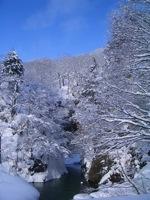 雪の小松渕