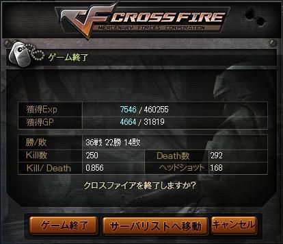 CrossFire 2/13 data
