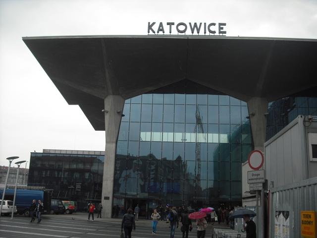 新しいカトヴィツェ駅
