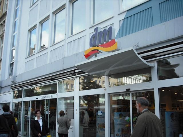 ドイツ 薬量販店