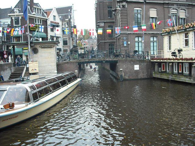 アムステルダム 建物