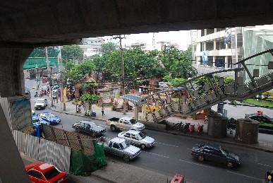 バンコク 道