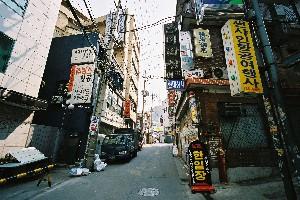 ソウル 街並み