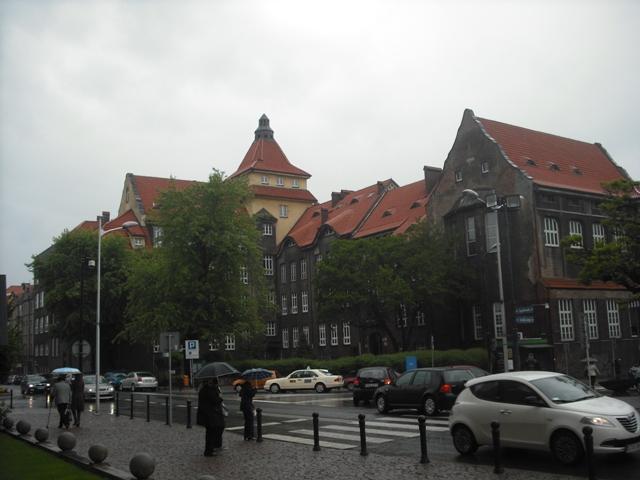 カトヴィツェ 建物