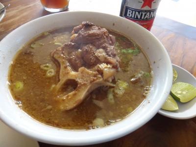 バリ島牛テールスープ