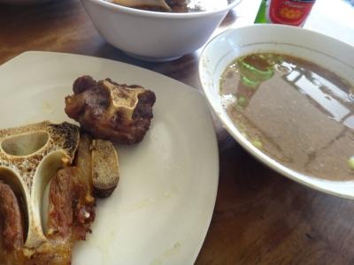 バリ島揚げ牛テールスープ
