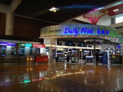 バンコクドンムアン空港免税店