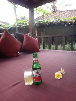 ビンタンビールバリ島