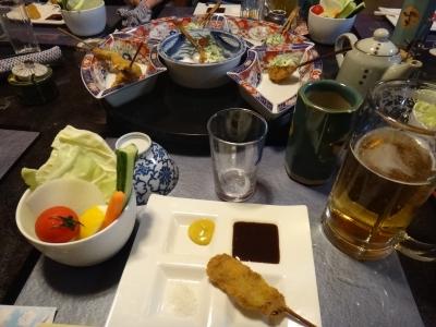 串カツ宴会