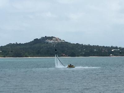 サムイ島フライボート
