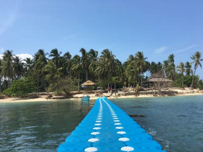 サムイ島から5分の無人島ソム島